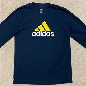 Adidas boys long sleeve
